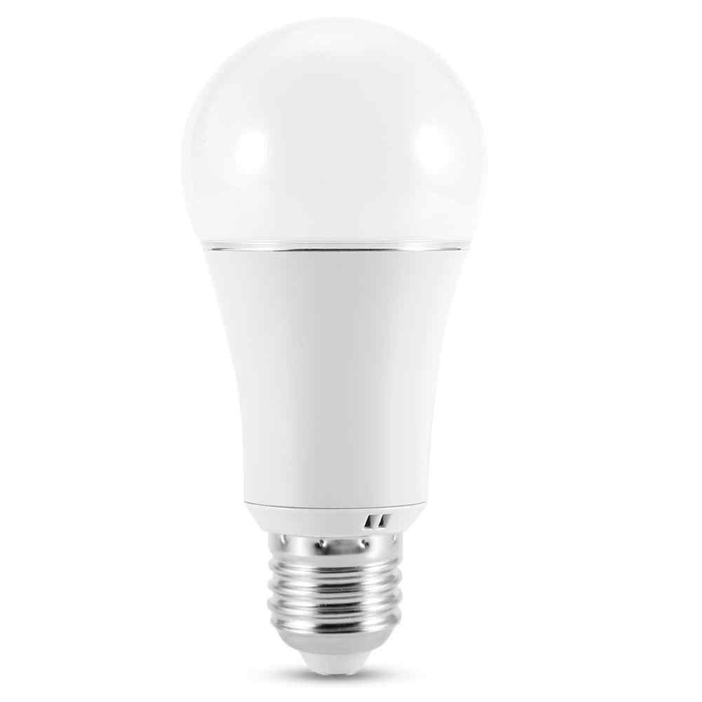 Ampoule Wi-Fi E27 E14 B22 AC100-264V ampoule intelligente 9W RGB W Smartphone LED de contrôle Wi-Fi LED