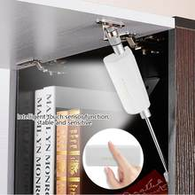 Wireless Sensor Cabinet Light Intelligent Touch Sensor LED Light Cupboard Closet Cabinet Lamp for Indoor Room Lighting(China)