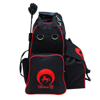 Horse Riding Equipment Storage Bag Helmet and English Boots Carry All Bags