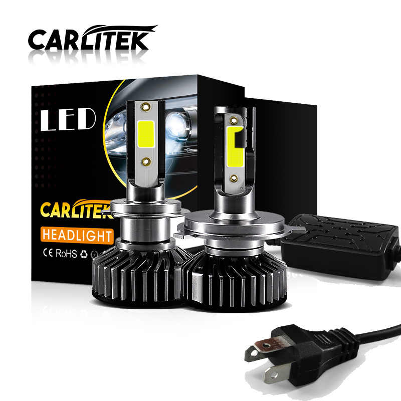 CARLitek 10000LM H7 H11 HB3 HB4 H 4 Car Headlight Auto Led Lamps 12v COB Chip 4300K 5000K 6000K 8000K Mini Bulb Led Headlamp