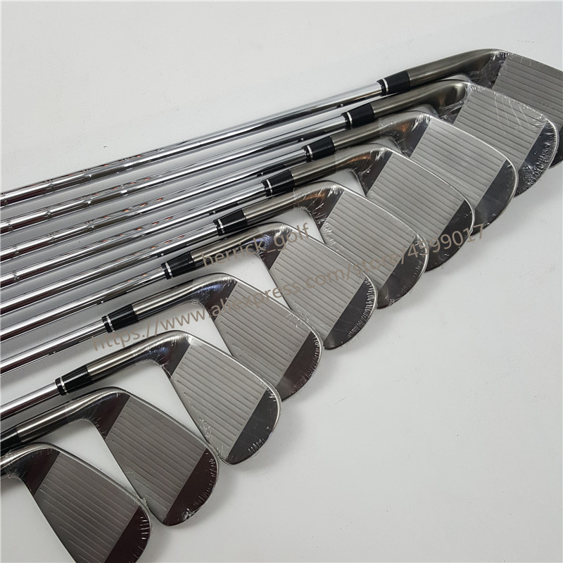 Image 3 - Golf Clubs Professional golfer 737P Golf Irons HONMA Tour World TW737p iron group 3 11 S (10 PCS) Black head steel shaft-in Golf Clubs from Sports & Entertainment