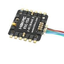 Hakrc contrôleur de vitesse ESC 4 en 1 Blheli_S BB2 2 4s, pour contrôleur de vitesse ESC, pour Drone multicopter de course FPV, bricolage, extérieur, 130, 180, 210, 250
