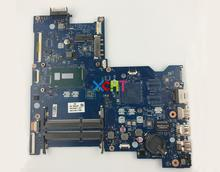 816811-501 816811-001 816811-601 LA-C701P w i3-5010U UMA for HP Notebook 15-AC Series 15T-AC000 PC Motherboard Mainboard Tested все цены