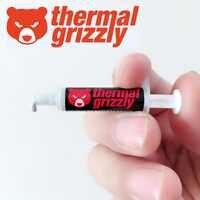 Térmica Grizzly chryonaut 1g procesador tarjeta gráfica CPU GPU disipador de calor enfriador de refrigeración grasa térmica compuesto de sílice