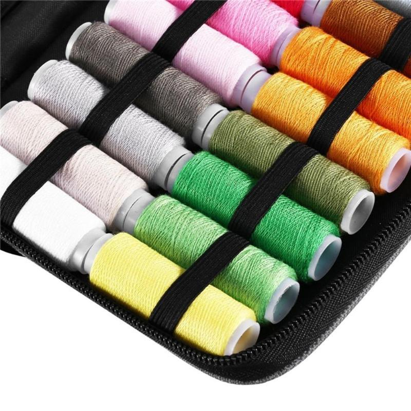 Image 5 - Sewing Kits DIY Multi function Sewing Box Set for Hand Quilting Stitching Embroidery Thread Sewing Accessories 70/90/97/98Pcs-in Sewing Tools & Accessory from Home & Garden