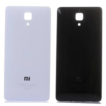 40782caef74f Battery Cover For Xiaomi Mi 4 M4 Protective Case Replacement Parts For  Xiaomi 4 Mi4 Battery