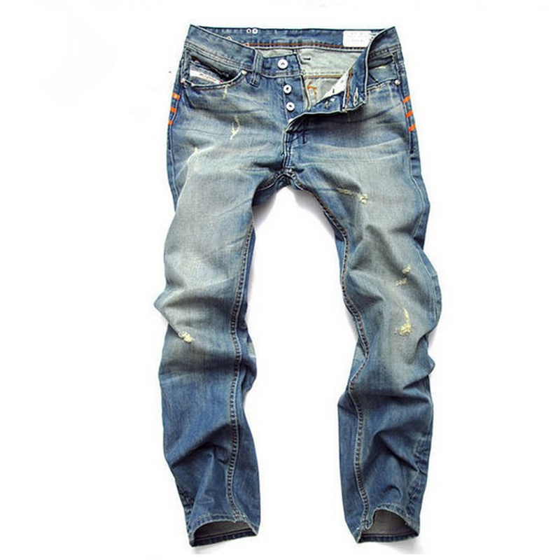 Men   Jeans   Hole Ripped Stretch Destroyed   Jean   Homme Masculino Fashion Design Men's   Jean   Skinny   Jeans   For Male Pants