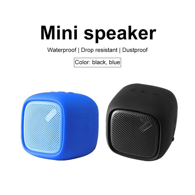 "4.1/"" Portable Bluetooth  Waterproof Drop-proof Wireless Speaker Radio Bluetooth"