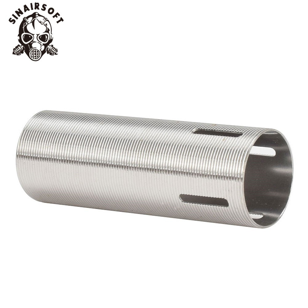 Hot Steel Cylinder Type-2 For Inner Barrel Smooth Wall, Full Flow For AEG Airsoft Gearbox Paintball Shooting Hunting Accessories