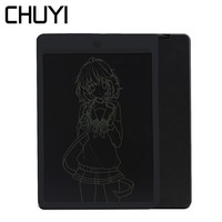 CHUYI 12 Inch LCD Drawing Digital Writing Tablet Portable Electronic Graphic Handwriting Pads Tablet Memo Notepad Message Board