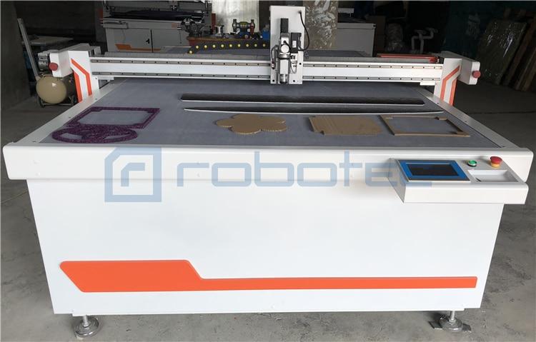 Kinijos gamykloje parduodamas kartono v griovelio pjovimo staklės su - Medienos apdirbimo įranga - Nuotrauka 3
