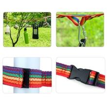 Новая уличная одежда с сумкой для хранения кемпинга Lanyard Multifunction Storage Hanging Rope Travel Tool
