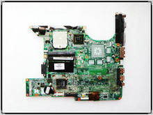 for HP DV6000 DV6300 DV6400 DV6200 dv6118NR Notebook 443775-001 laptop motherboard  DDR3 Update NF-G6150-N-A2 Mainboard