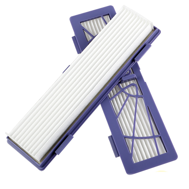 10 шт Hepa фильтры для Neato Botvac D/подключен серии D7 D80 D85 D3 D75 D5 70E 75 80 85 пылесос Запчасти домашних животных/аллергии
