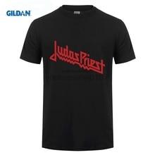 GILDAN Hot Sell New Short-Sleeve T-Shirt Summer Short Sleeves Judas Priest custom Made Shirts Men Printed T