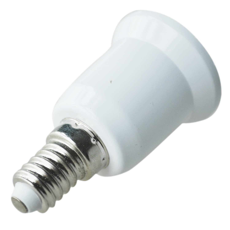 E14 do E27 przedłużyć podstawa LED żarówka cfl adapter lampy konwerter gniazdo śruby