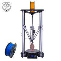 DIY 3d Printer Machine Sinis T1 Delta 3d Printer Imprimante Intelligent Diy Model Best 3d Printer Kit With laser Head