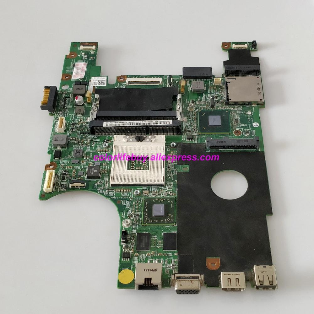 Image 5 - Genuine CN 07NMC8 07NMC8 7NMC8 HM67 HD 6470M DDR3 Laptop Motherboard Mainboard for Dell Inspiron 14R N4050 Notebook PC-in Laptop Motherboard from Computer & Office