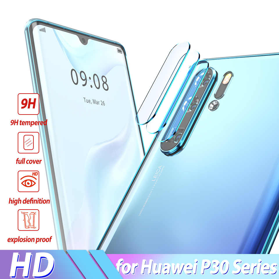 Back Camera Lens Tempered Glass For Huawei Y7Pro Y9 2019 Lens Protective Film for Huawei P30 Lite/Pro P Smart 2019 Nova4E 3 P20