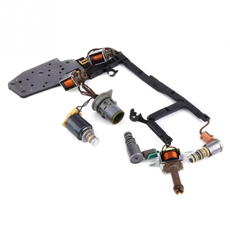 4L60E Transmission Solenoid Kit w Harness for GM with the 4L60E 4L65E 4L70E Model 2006 2007