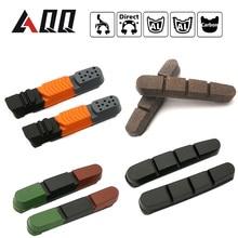 1 пара тормозных колодок для шоссейного велосипеда, колодки для литых дисков Dura Ace Ultegra 105, прочные тормозные колодки для велосипеда, инструменты для обуви