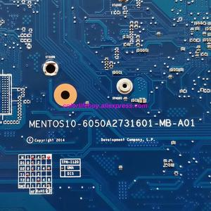 Image 5 - Echtes 814506 001 814506 501 814506 601 UMA E1 6015 6050A2731601 MB A01 Laptop Motherboard für HP 245 14  AF Serie NoteBook PC