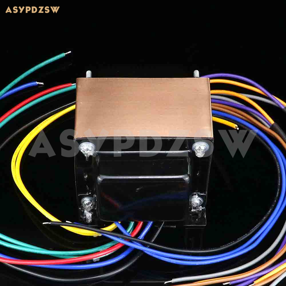 OFC 50VA EI type transformer 280V*2+6.3V With copper foil shield Accept custom