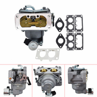 Carburetor + Gaskets For Kawasaki Some FH641V, FH661V 15004 0763 15004 7024 15004 1010 Engine Accessories NEW