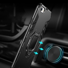 KISSCASE Magnetic Ring Case For Xiaomi Redmi Note 5 4X 4 6 Pro Funda For Pocophone F1 Mi A1 A2 8 SE 6X 5X Max 3 Shockproof Cases
