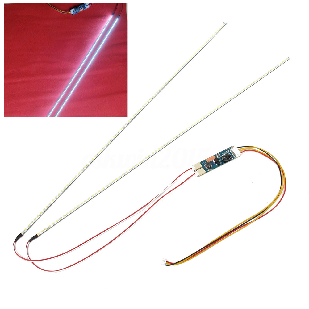 490mm LED Backlight Strip Kit Update 22 Inch CCFL LCD Screen To LED Monitor