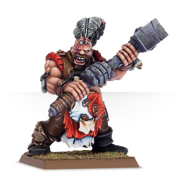 Ogre Kingdoms Imperial Maneater