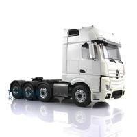 LESU Bz 3363 56348 металлический шасси 1/14 Tmy 1851 Радиоуправляемый трактор грузовик Hercules Cab THZH0011