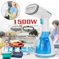 Handheld Kleidung Garment Steamer Schnelle-Wärme 1500 watt Tragbare Dampf Eisen Home Reise EU/Us-stecker Bügeln Gesichts luftbefeuchter Tragbare