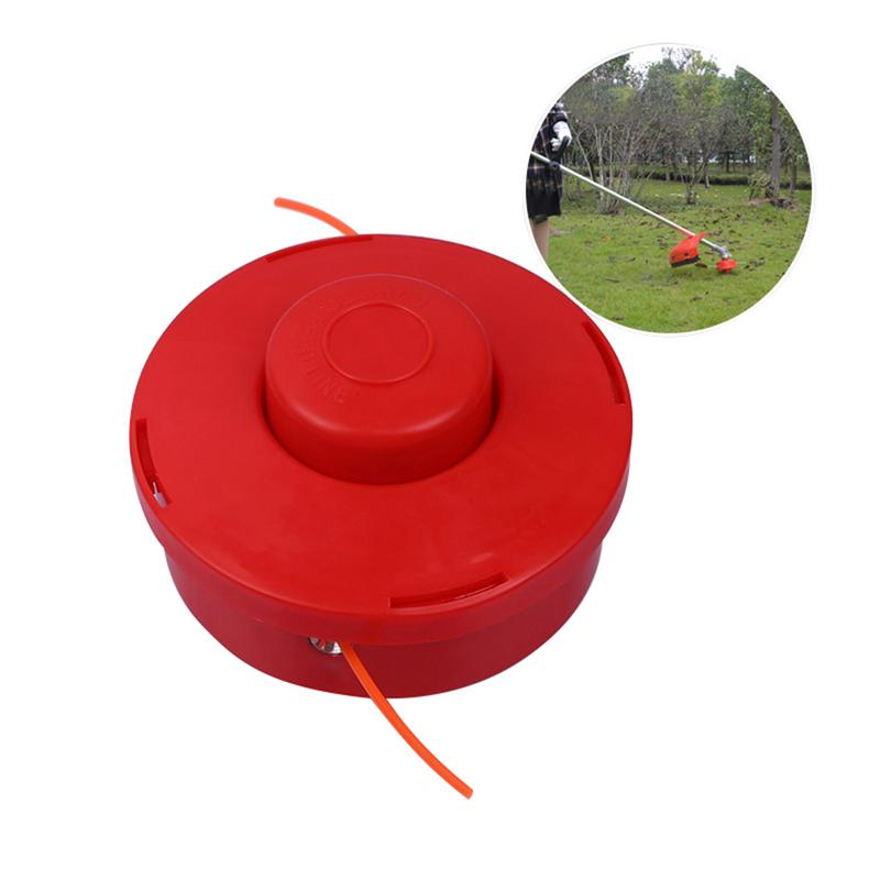 Grass Trimmer Tools Garden Weeder Accessory Parts Universal Grass Trimmer Nylon Line Coil Garden Strimmer Lawn Mower Fitting Ornament