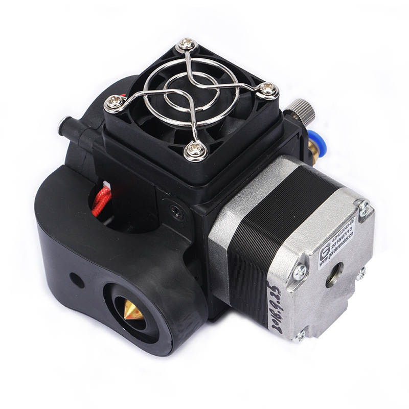 0 4mm Nozzle 3D Printer Extruder Em88 0 1mm Accuracy Dual Cooling Fan over Temperature Protection