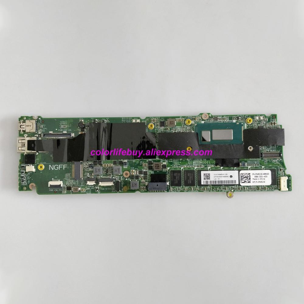 Genuine CN 0N8CJG 0N8CJG N8CJG DAD13CMBAG0 w I7 4510U CPU 8GB RAM Laptop Motherboard for Dell XPS 13 9333 Notebook PC-in Laptop Motherboard from Computer & Office