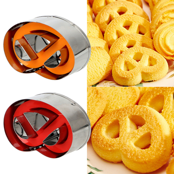 Cookie Baking Tools DIY Hand Press Mould Tools Kitchen Gadgets Cookie Stamps Moulds Cake Decoration Fondant Cookie Cutters