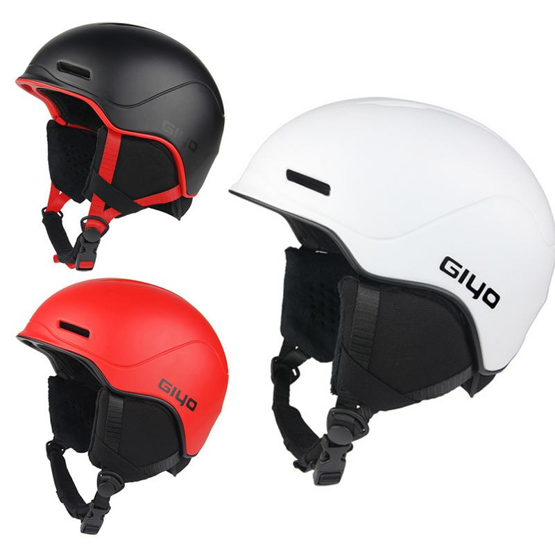 Cairbull Ski Helmet Men And Women Professional Ski Equipment Warm Breathable Snow Helmet Adult Veneer Helmet Protector Strengthening Waist And Sinews Sports & Entertainment Bicycle Helmet