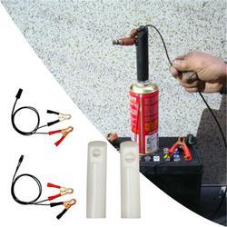 Instrukcja obsługi samochodu dysza rozpylacza paliwa urządzenia do oczyszczania silnika pielęgnacja wtryskiwacza paliwa urządzenie do mycia układu paliwowego czyszczenie myjni i konserwacji w Myjka samochodowa od Samochody i motocykle na