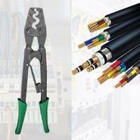365mm Terminal Crimping Plier High carbon Steel Crimping Pliers Terminals Cold Press Plier Cutter Repair Handlel Tool