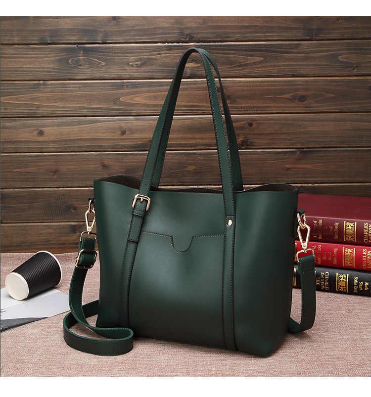 本物の革の女性のショルダーメッセンジャーバッグ大容量カジュアルトートバッグ女性のバッグの豪華新C830