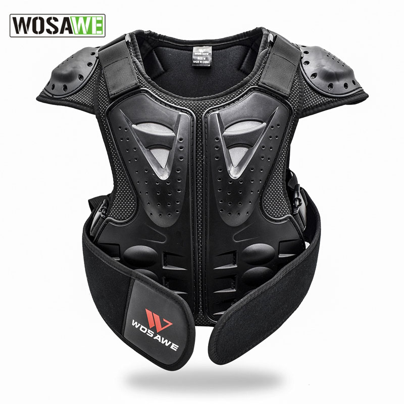 Kids Body Protector Chest Spine Protector Motorcycle Protective Guard Back Shield Vest Cycling JacketKids Body Protector Chest Spine Protector Motorcycle Protective Guard Back Shield Vest Cycling Jacket