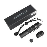 Astrolux S1 1600LM LED Flashlight 18650 Torch Flashlight 7 4modes LED Lighting EDC Waterproof Flashlight Torch Turbo Strobe