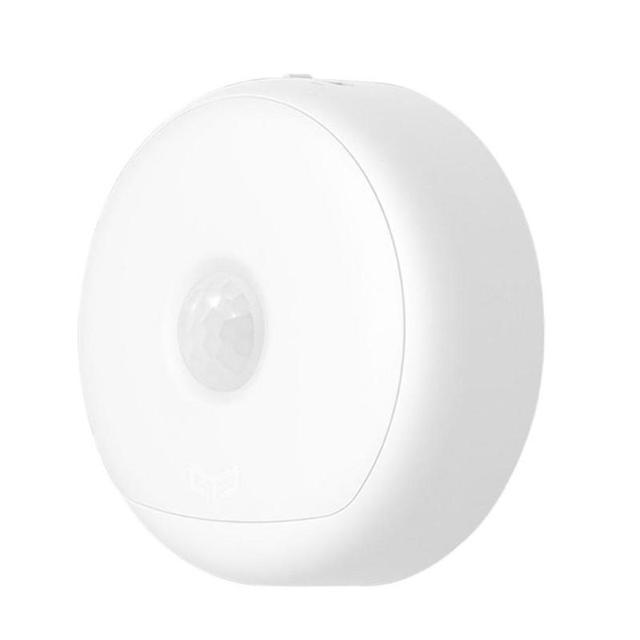 Xiaomi Yeelight Bóng Đèn Thông Minh LED Sạc Hành Lang Đèn Ngủ Hồng Ngoại Từ Tính có Móc Treo Từ Xa Cơ Thể Cảm Ứng Chuyển Động Cho Bé Đèn