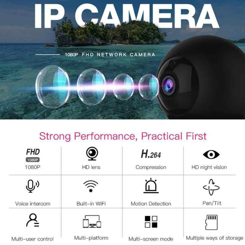Vstarcam G43S 1080P 2MP WiFi ip-камера беспроводная ИК-камера ночного видения P2P сетевая камера для домашней безопасности камера видеонаблюдения детский монитор