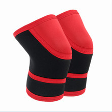 Nature Knee Sleeves (1 Pair) 7mm Neoprene Support for Weightlifting, Powerlifting & Squats - Unisex