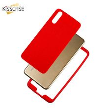 KISSCASE 360 TPU Cover Phone Cases For Huawei P10 Lite Y3 Y5 2017 Y7 2018 P20 Mate10 20 Pro Capas