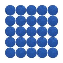50 шт. наконечники для снукера, наконечники для бильярдного кия, аксессуары для бильярдного кия 9 мм/10 мм/12 мм/13 мм