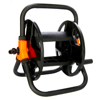 Portable Garden Hoses Reels Standing Hose Pipe Reel Holder Garden Cart Water Irrigation Supplies Mayitr