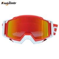 Nuoxintr MX очки для мотокросса шлем мотоциклетная маска для глаз ATV Байк лыжный для лисы мопед для гонок мото KTM Googles